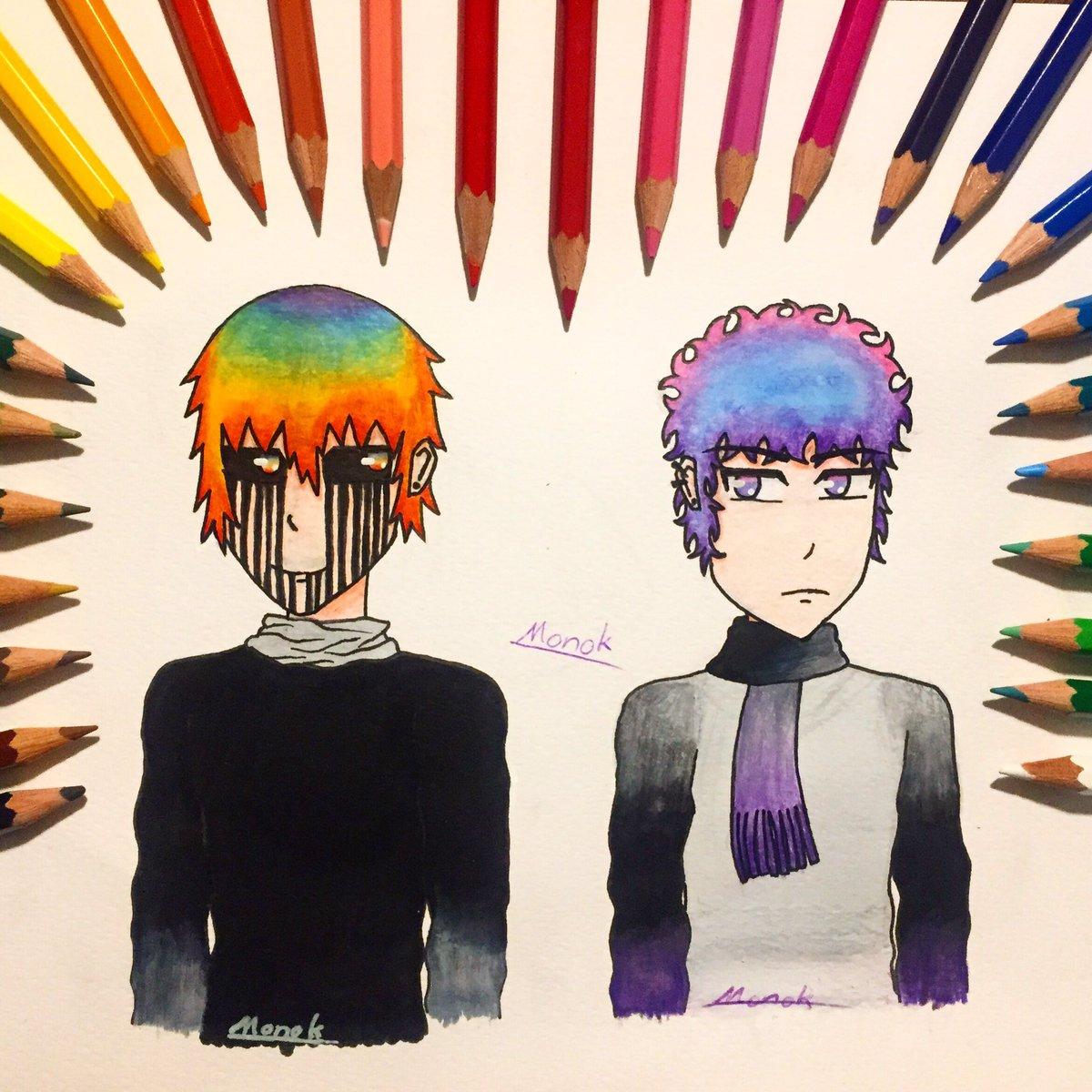 #myocs #oc #ocs #ocsart #art #artwork #myart #myartwork #pastelxrainbow #pastel #rainbow #instaart #instaartwork #watercolorpencils #myartstyle #mystylepic.twitter.com/Tg5UmruRee