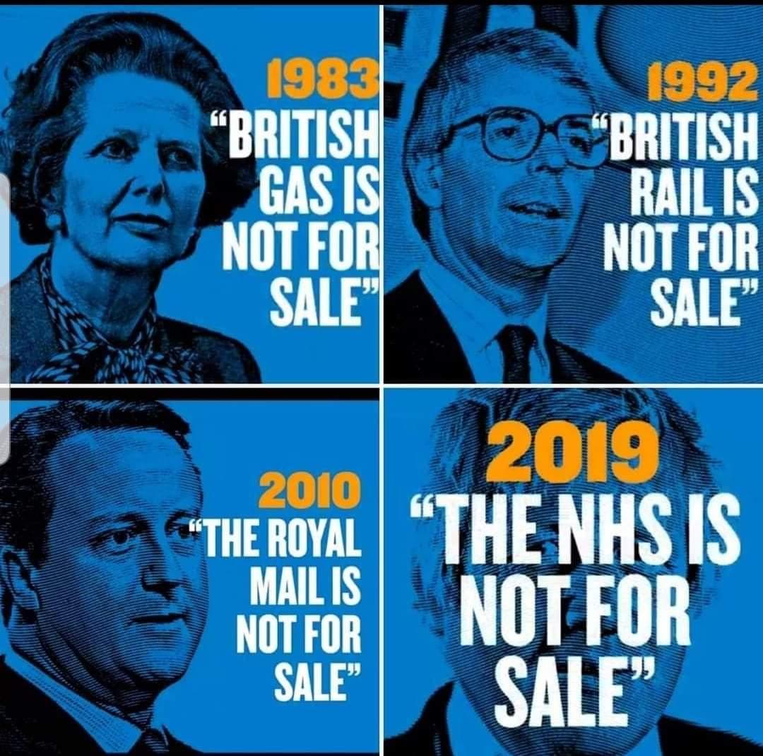 #thatcherism #ToryLies #NHSForSale #NHS #NHSCrisis