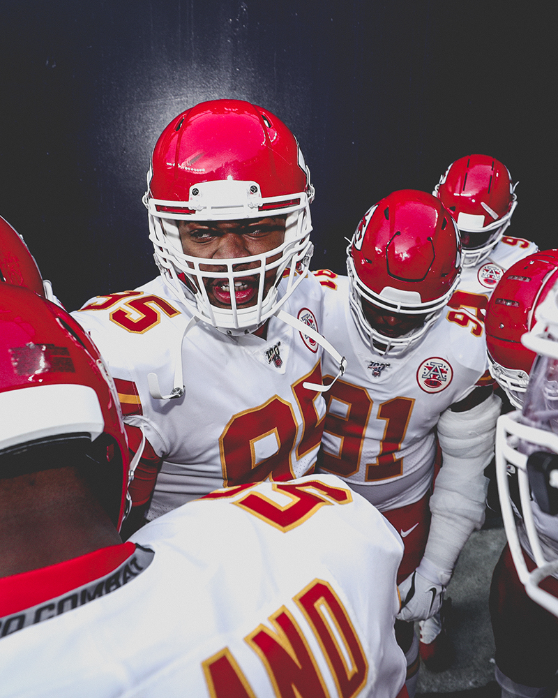 Kansas City Chiefs @Chiefs