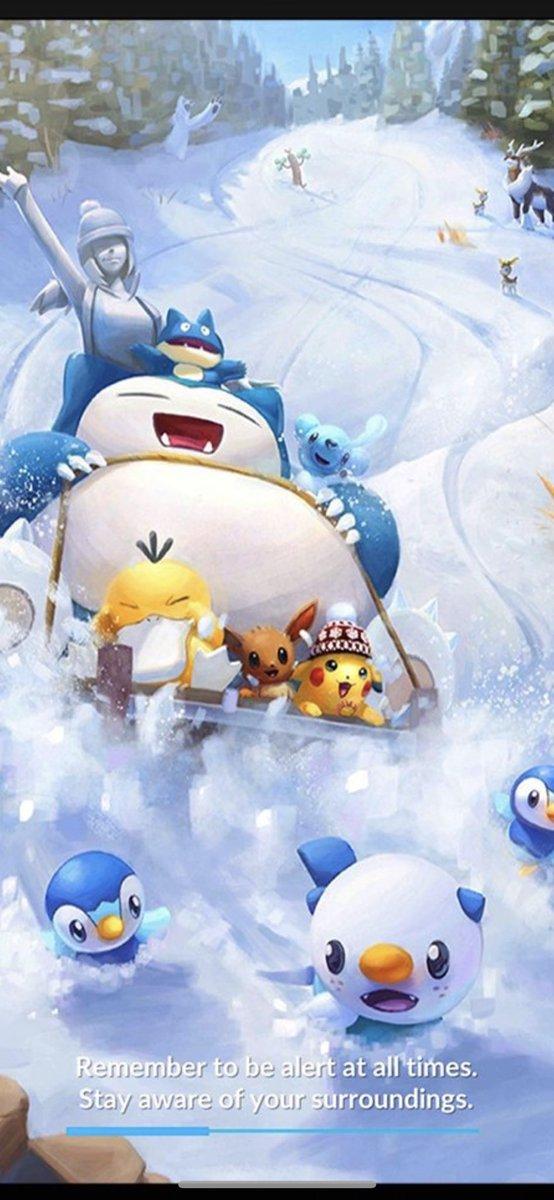 New start up picture #PokemonGo  <br>http://pic.twitter.com/bzkZ3nEqEC