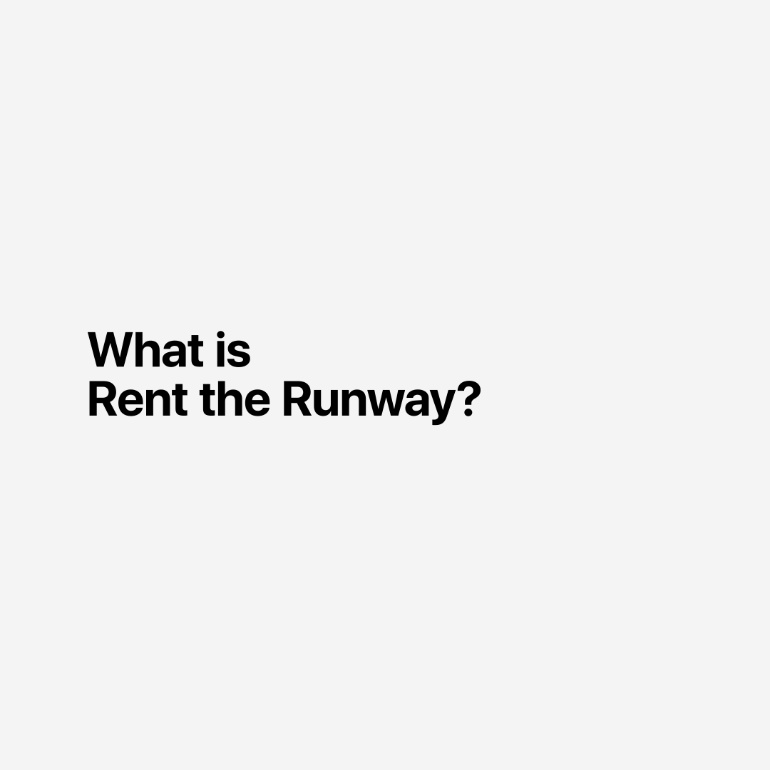 .@RentTheRunway is known to come in clutch with outfits for special occasions, and now they're helping glam up your daily wardrobe with RTR Unlimited 👗👠Get the deets on how it works: https://t.co/1wYYTHvw8b