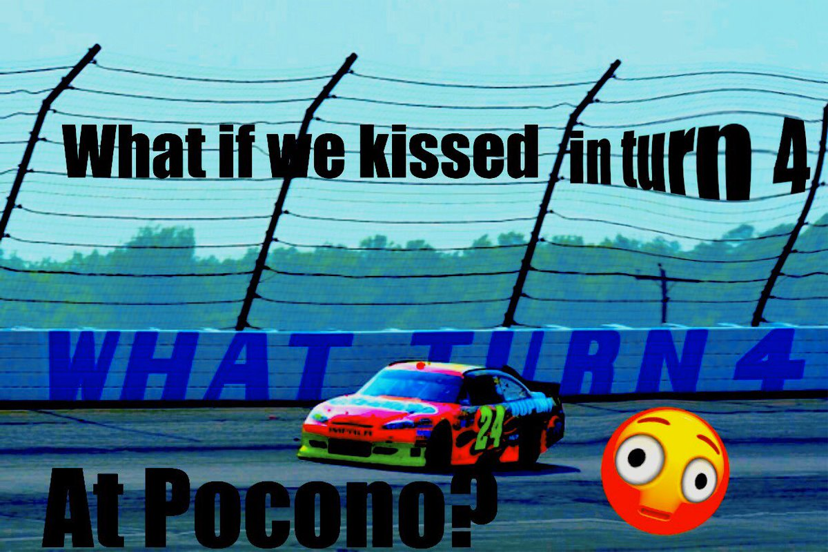 But what if?  #NASCAR <br>http://pic.twitter.com/67R2wUaEmf