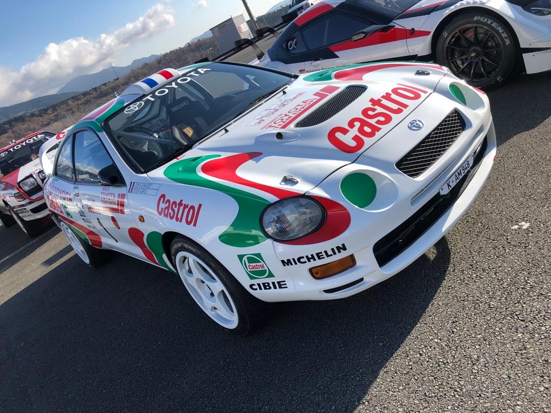 歴代のラリーカー キターーーーーーーー ー アメブロを更新しました#脇阪寿一#WRC