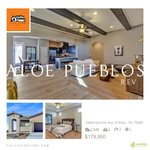 "Palo Verde Homes- Beautiful ""Aloe Pueblos - Rev""! More details: https://t.co/X8jTSIfrJw #pvh #paloverdehomes #harrisrealestate #buyyourhome"