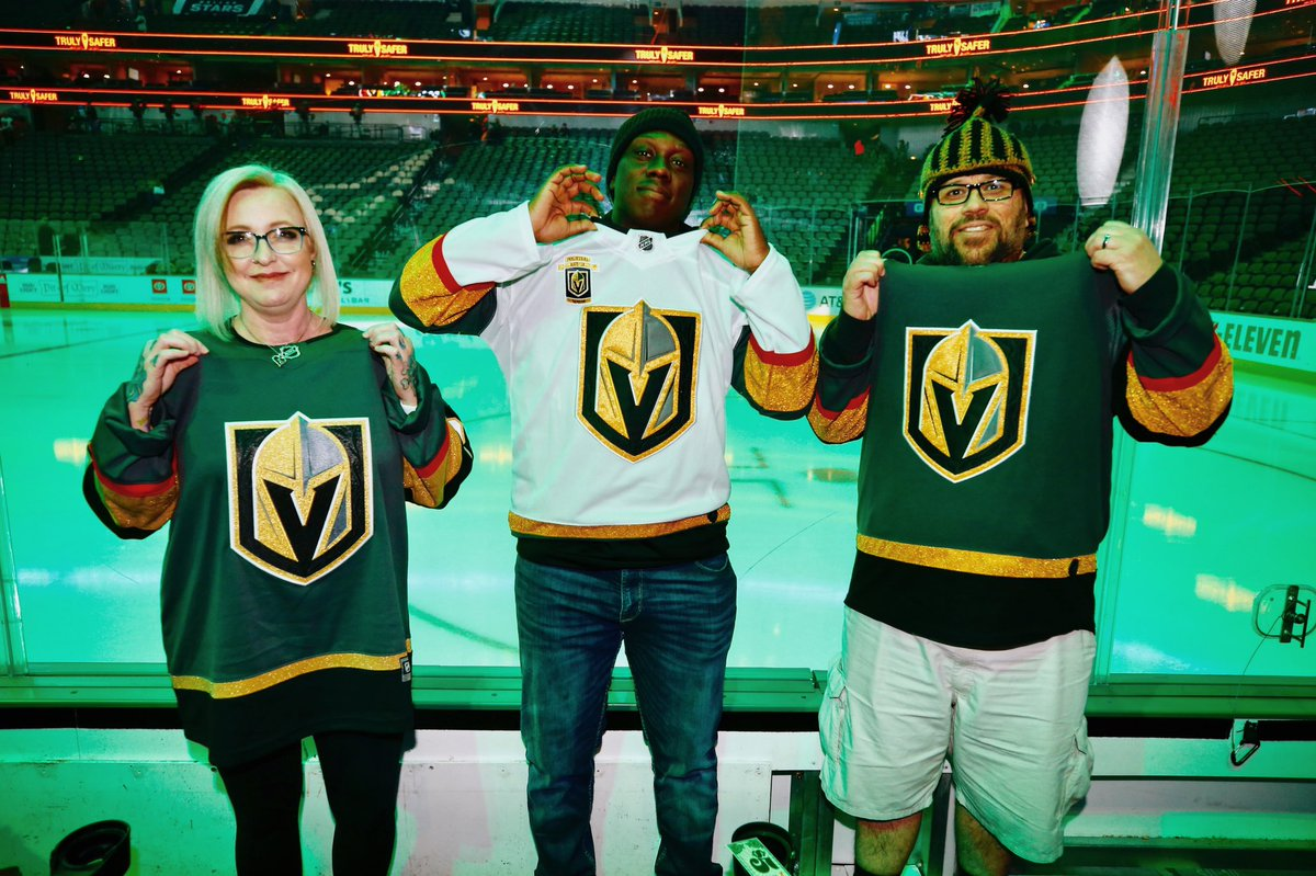 Vegas Golden Knights @GoldenKnights