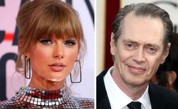 HAPPY BIRTHDAY !  Taylor Swift  and  Steve Buscemi