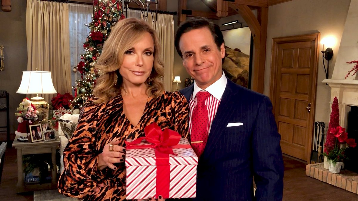 We're kicking off our #YR 12 Days of Christmas countdown with @Traceybregman and @CJLeBlanc! 🎄 Some of our stars will be answering festive questions to get into the holiday spirit, and you can play along too. 🙌 Answer their question in the comments below!