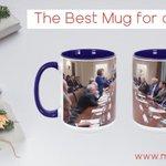 Image for the Tweet beginning: The mug rocks. So does