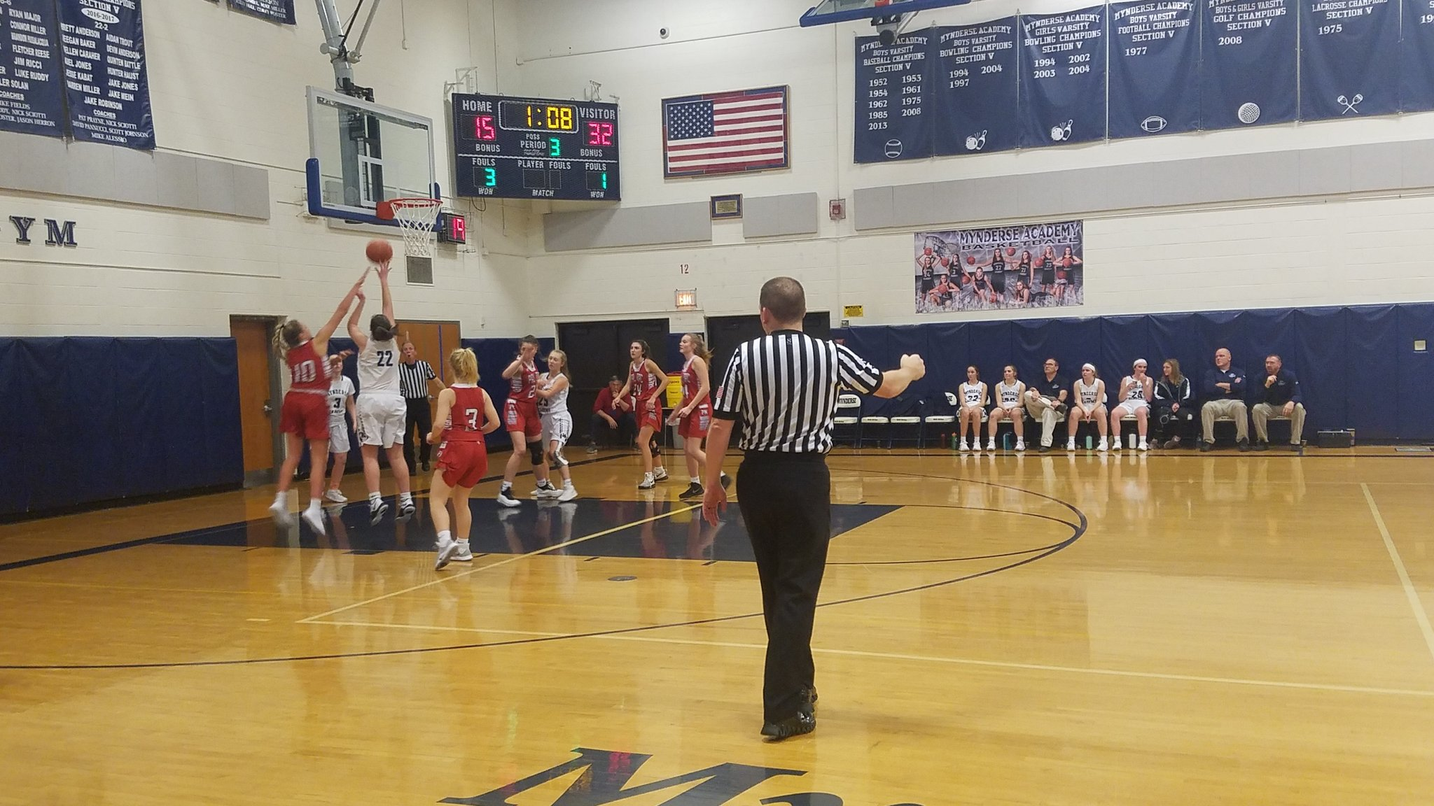 W-FL Friday: Victor beats Fairport in overtime; Wilbur records double-double in Red Creeks win over Williamson