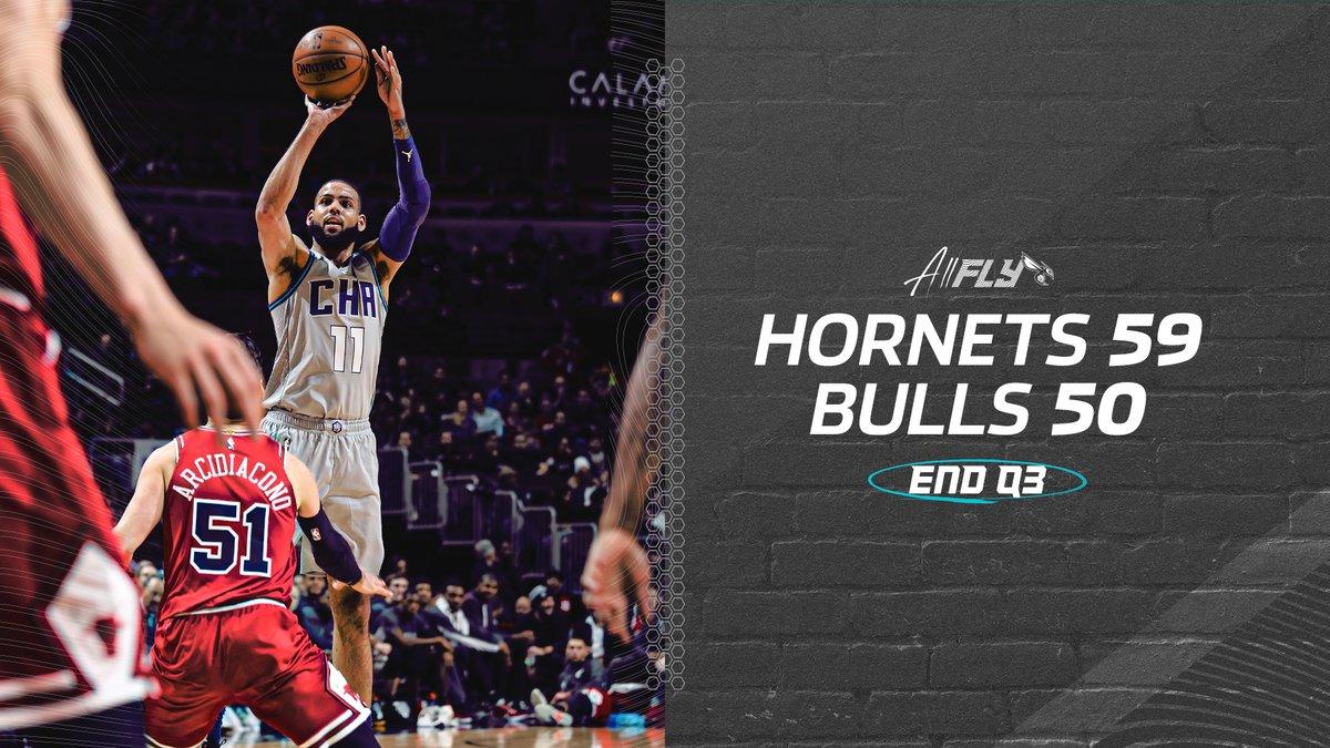 Charlotte Hornets @hornets