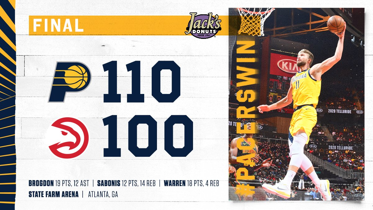Flying high  #PacersWin