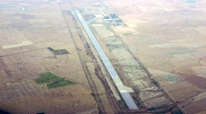 """Cemal Acar on Twitter: """"Turkish Republic of Northern #Cyprus authorized Turkish Armed Forces to use abandoned Geçitkale Airport as a drone base. Geçitkale originally was built as a airbase with NATO standarts,"""