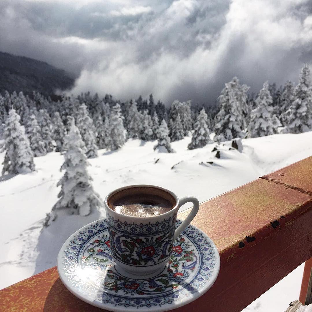 картинки чашек зимой видите