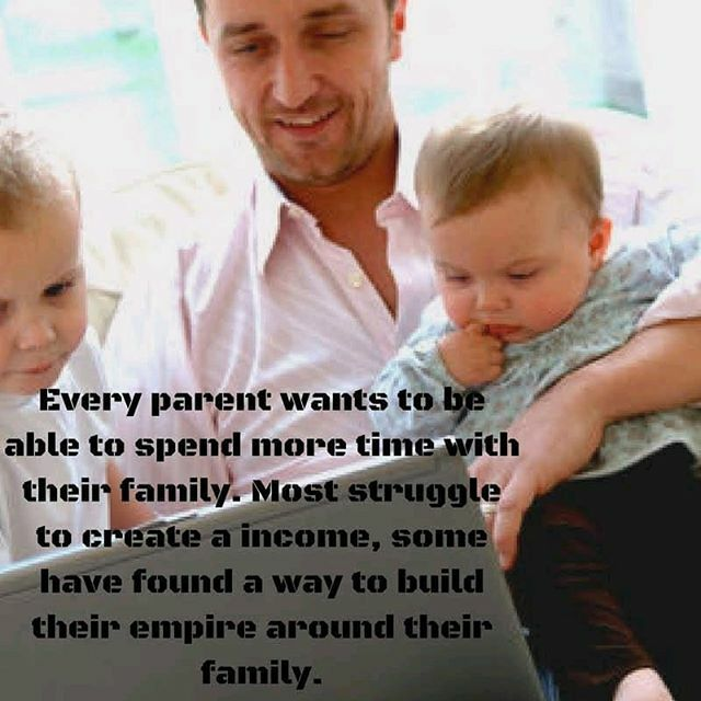 Every parent wants to be able to spend more time with their family. Most struggle to create a income. Some have found a way to build their empire around their family. #sahd #sahm #lifestyle #designyourlife #createyourlife #success #healthtransfor… http://bit.ly/2YNC6fl pic.twitter.com/4GchX5FvRE