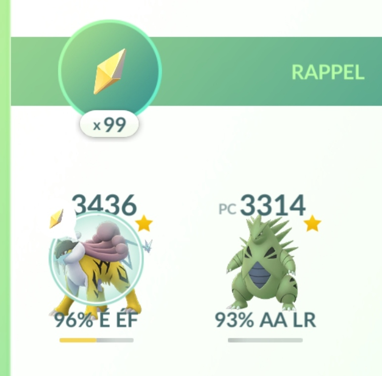 Search filters 0*, 1*, 2*, 3* & 4* are not working with 0.163.0 Using a potion/revive on a Pokémon now show that item. #PokémonGO <br>http://pic.twitter.com/2SZw7QexOP