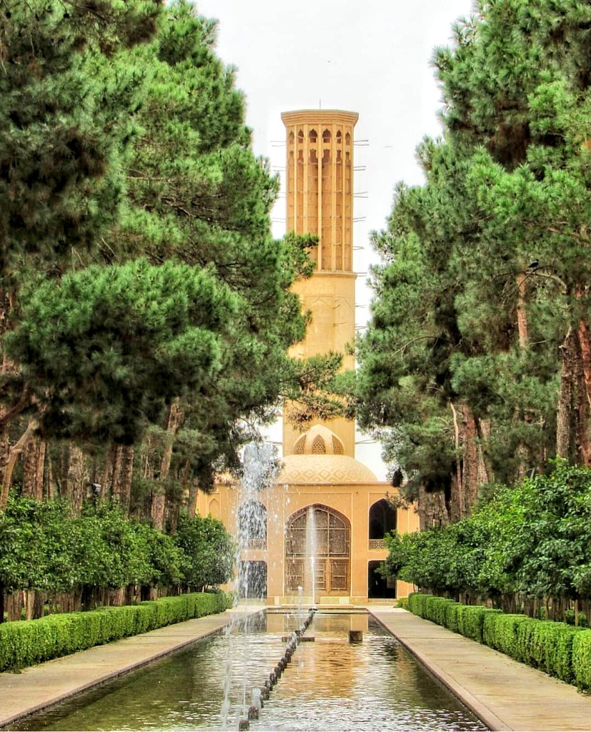 Dolat abad garden with its huge wind tower that is made by mudbrick is located in the heart of central desert of #iran in #yazd http://www.irgotrip.com  You must see Iran @irgotrips  #irgotrip #travel #traveliran #irantravel #asia #middleeast #tourist #irantour #adventurepic.twitter.com/2v69C1FZH6