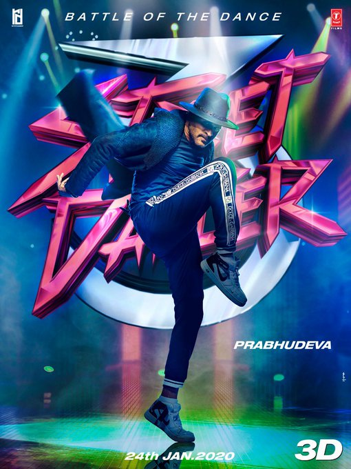 Rhythm is in his DNA 🧬  He's here and he's unstoppable! 🔥 #StreetDancer3D trailer on 18th Dec.   @Varun_dvn