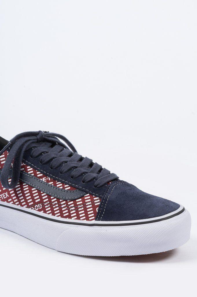 Proper LBC Vans Old Skool Side Stripe Velcro now | Facebook