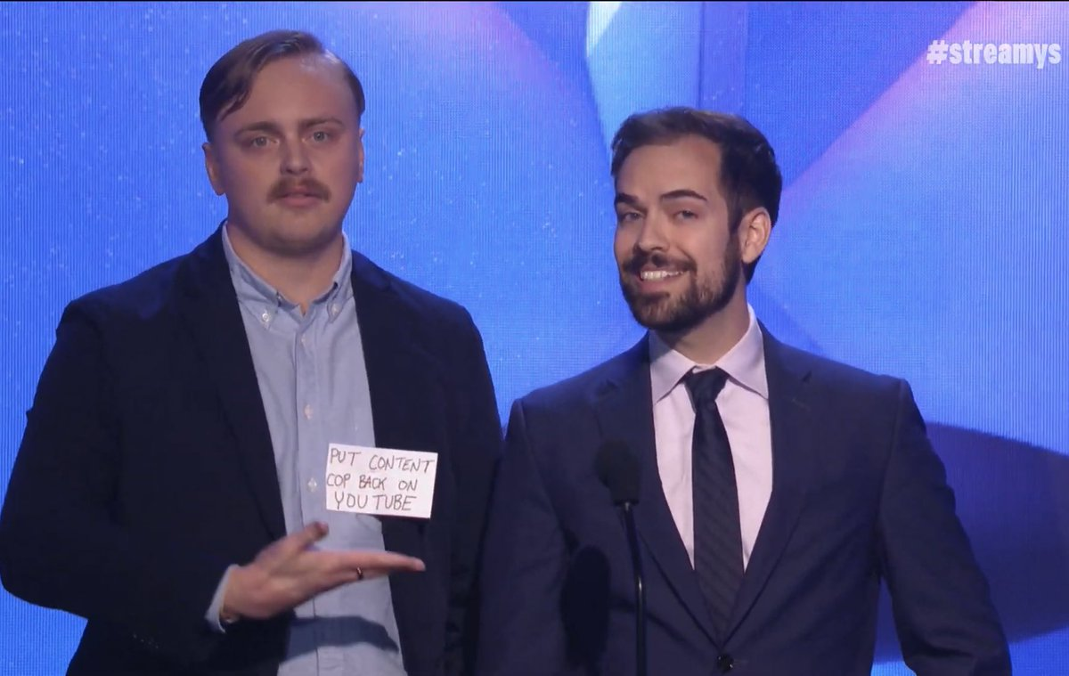 @Gusbuckets's photo on #streamys