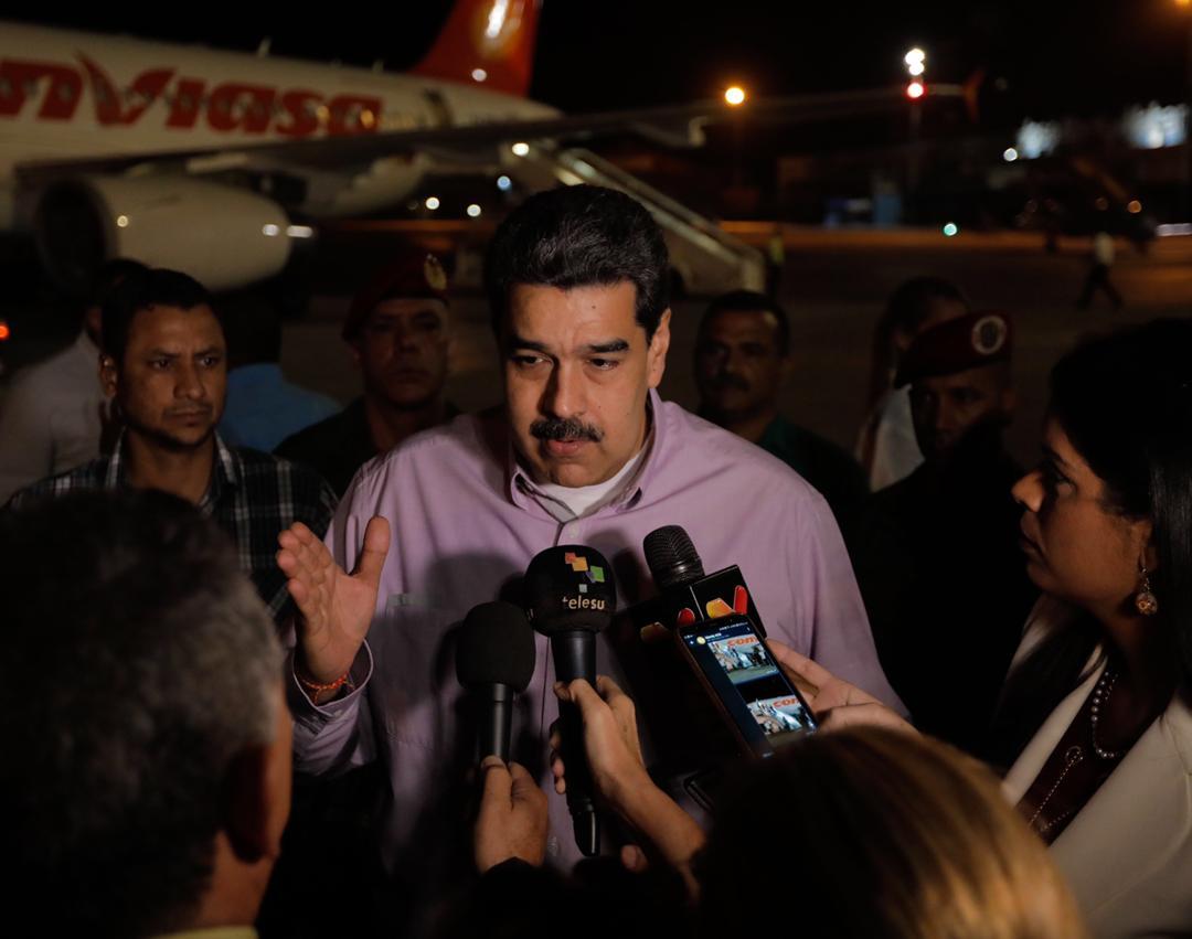 Venezuela - Noticias Internacionales - Página 34 ELuEDrXX0AAeH3w