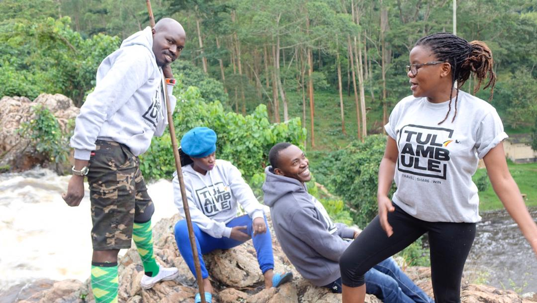 Ssezibwa Falls is scenic, Beer is 5k & Entrance is affordable.  Adults UGX 5000 Students UGX 3000 Non UG Residents UGX 10,000 Foreigners UGX 20,000  #VisitUganda #PearlOfAfrica #TulambuleUganda #ExperienceUganda #ThisIsUganda #UgandanStories #TheStoryOfSsezibwa  #SeeMyHappySocks