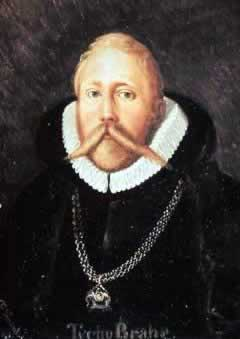 Today is the anniversary of the birth, at Knudstrup on 14 Dec 1546, of the Danish #astronomer #Tycho #Brahe, best known for his precise and thorough #astronomical observations which were to influence future discoveries. The 85 km diameter crater #Tycho is named in his honour.