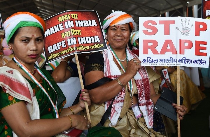 India stand no 1 position in world but in women rap #بنت_حواکوتحفظ_دو