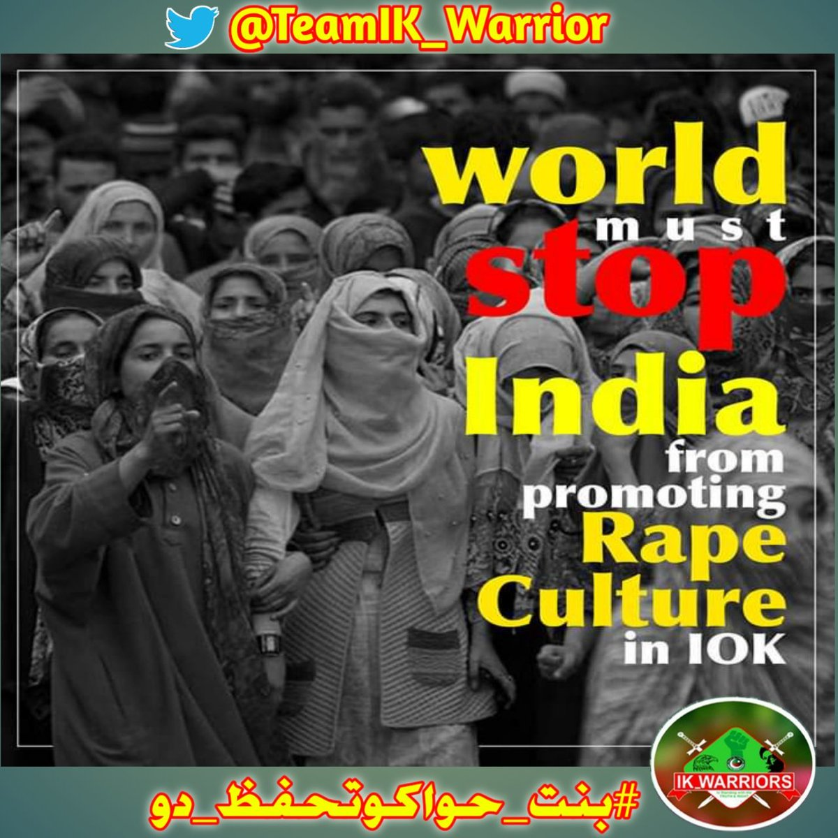 No women tourrist safe in india. No indian women safe even in her own house. No women safe in indian occupied kashmir. No minoreteis safe in india. Shame india shame #بنت_حواکوتحفظ_دو