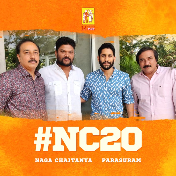 geetha govindham director parashuram upcoming hero first update