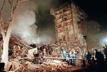 20 years of Vladimir Putin. 1. The Moscow apartment bombings.