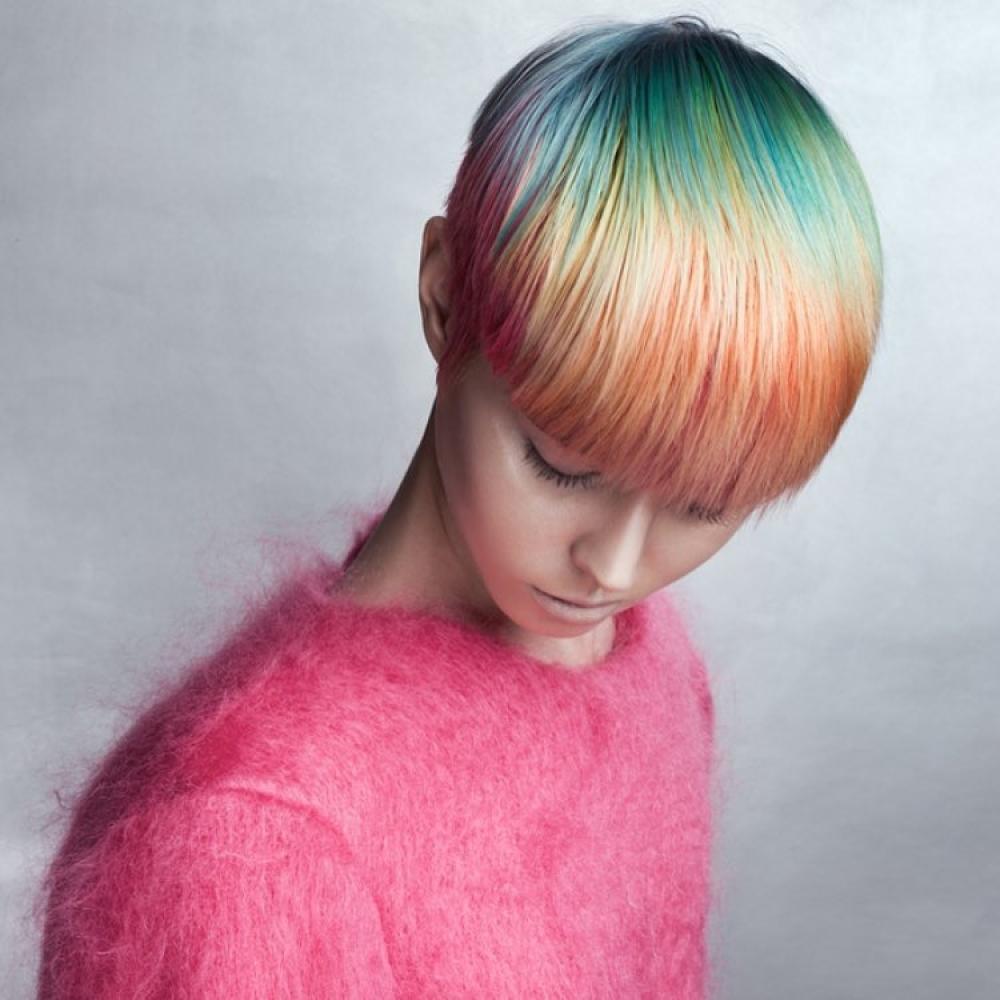 How pretty is that?#haircolour #cute