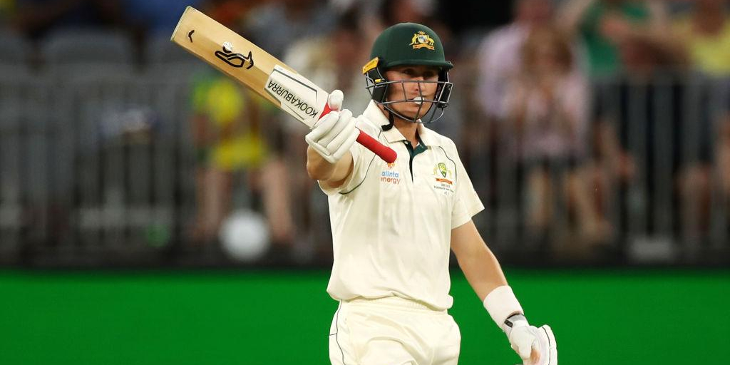 50 and out for Marnus Labuschagne!  Wagner gets him for the second time in the Test but Labuschagne's fine run of form continues.   He averages 81.18 in Test cricket since his return to the Australia side in August 🤯   #AUSvNZ SCORECARD 👉 http://bit.ly/AUS-NZ-1