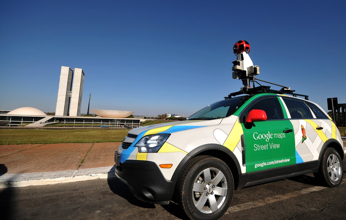 Google's covered a whopping 10 million miles in Street View imagery.