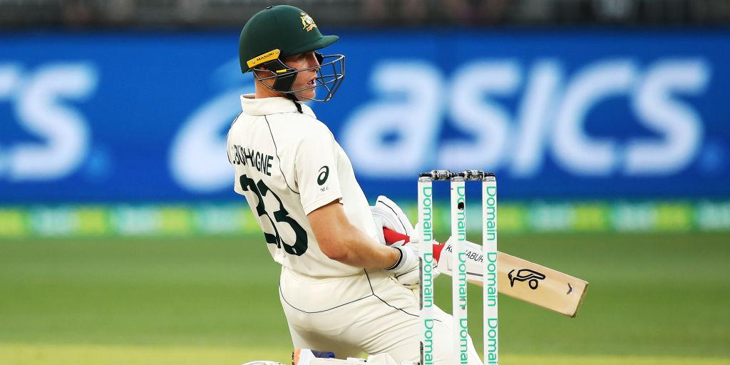 Of batsmen to have scored at least 1,000 Test runs, Marnus Labuschagne currently has the 12th highest batting average (58.05) of all time.   #AUSvNZ