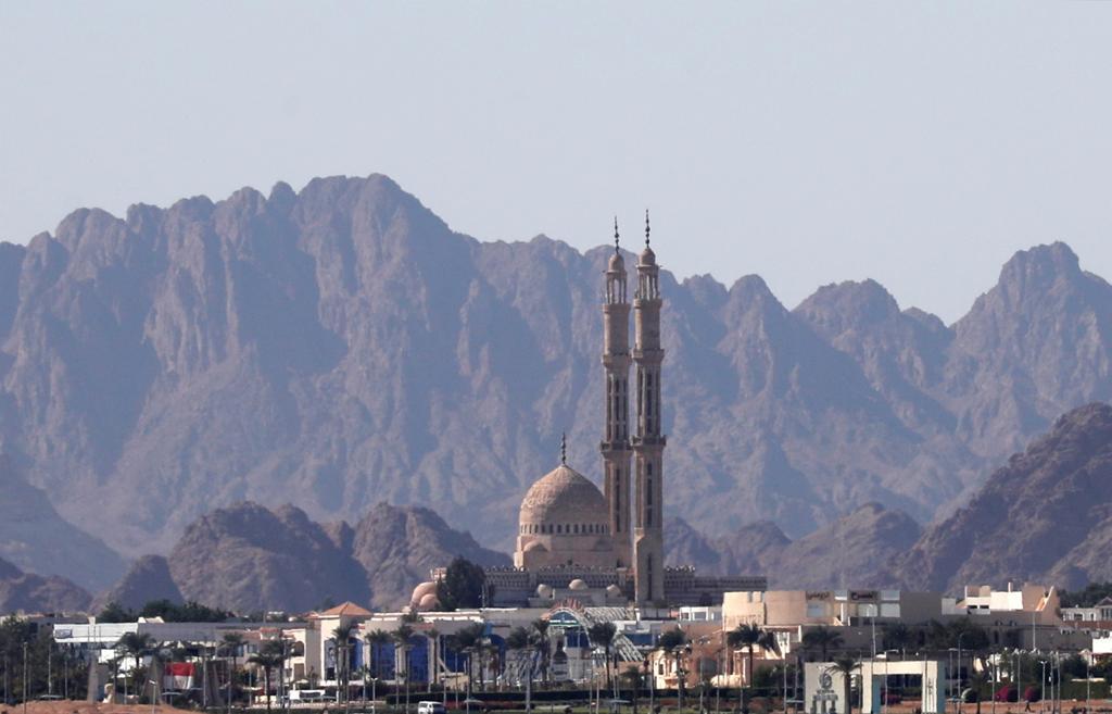 الشيخ أيقونة السياحة المصرية ووجهة