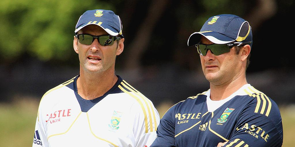 JUST IN: Mark Boucher has been confirmed as the new head coach of the South African men's side.