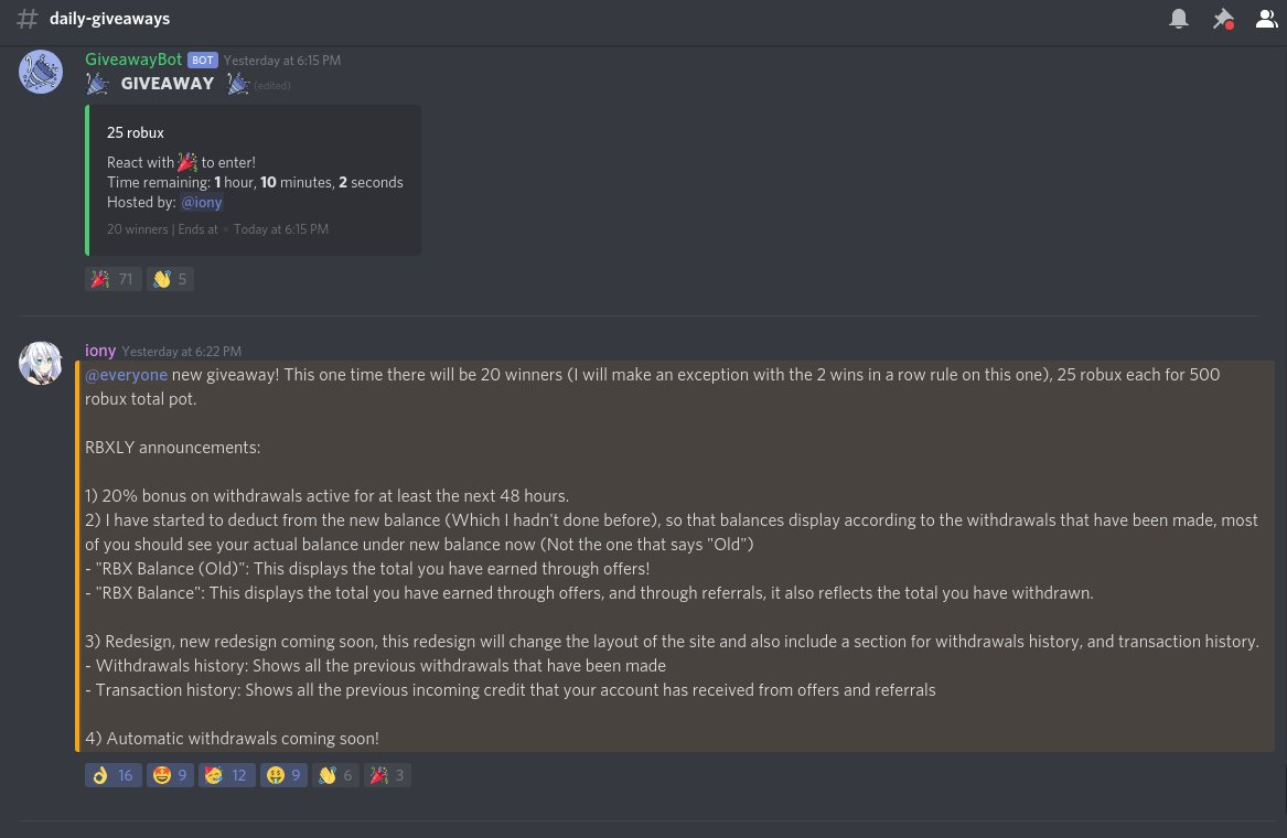 Cool Bios For Roblox Free Robux Discord Group Roblox Free Robux