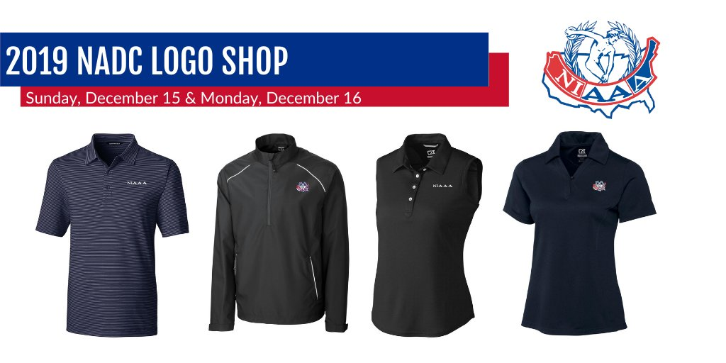 Logo Shop opens tomorrow at 11:00 am! Here are a few new items that will be available. See you soon! #ADConf19