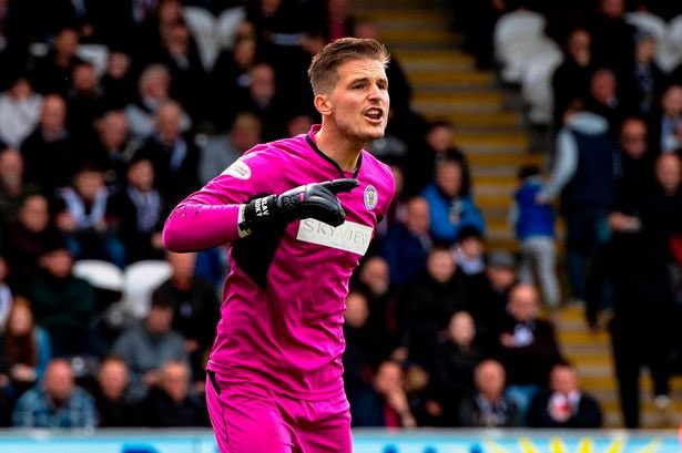 Houston Dynamo want to buy St Mirren keeper Vaclav Hladky. The Major League Soccer outfit have already had a £200,000 package turned down in recent weeks.