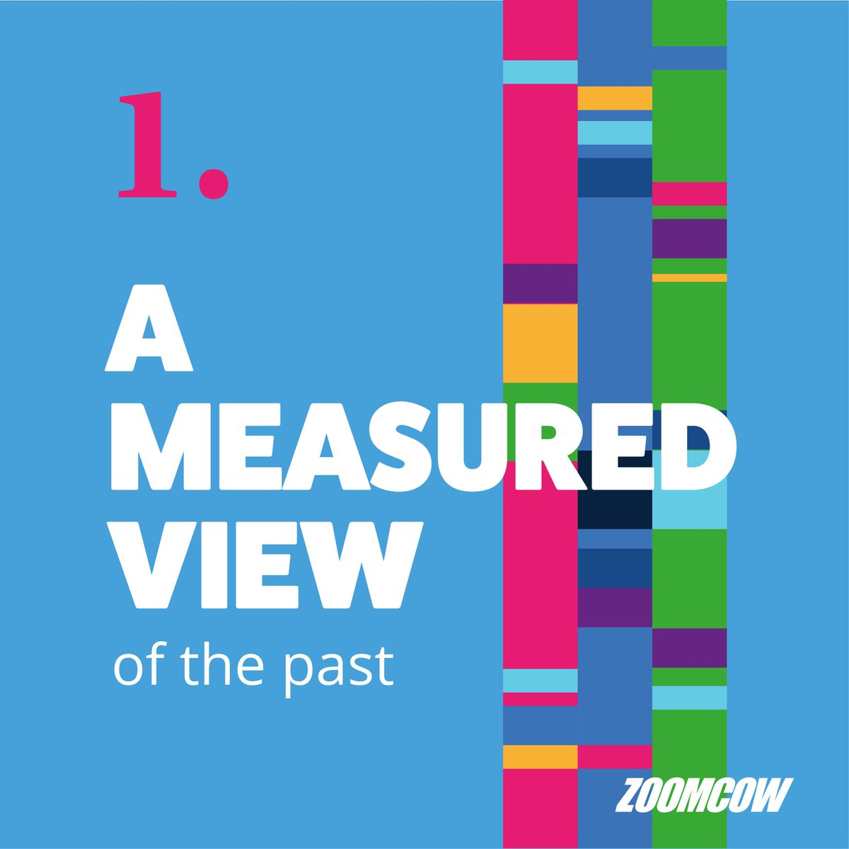 12 days of Zoomcow: Day 1 - A measured view of the pastFind out more: http://www.zoomcow.co.uk#zoomcow #leadership #makeanimpact #leadthechange #consultancy #nurture #training #insight #growth #focus #purpose #collaboration #humanbrilliance #xmas2019 #newyear2020