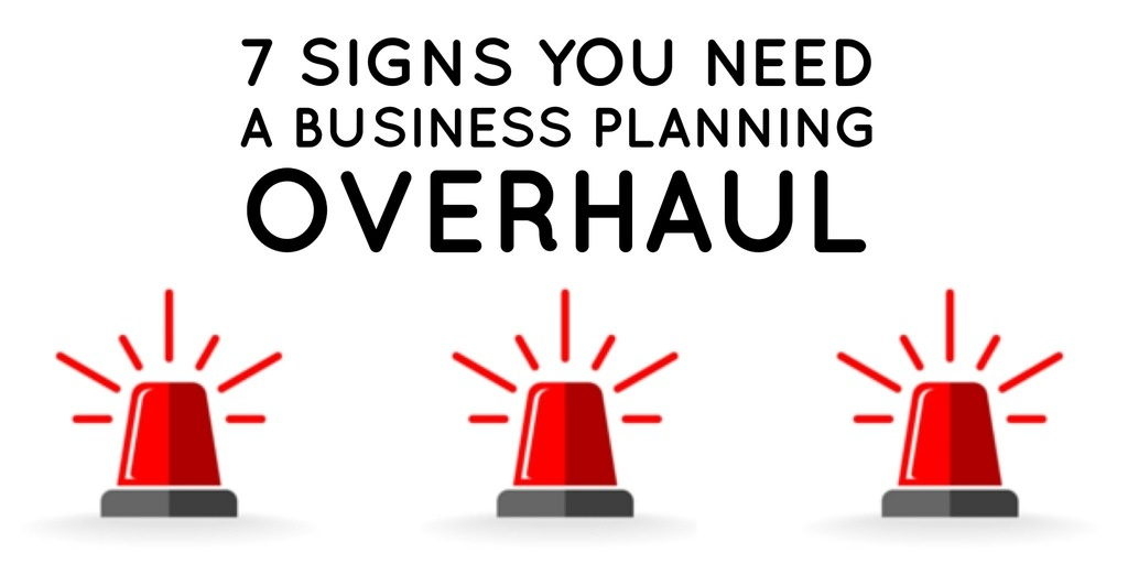 How do you know if your business needs a planning overhaul? #contentmarketing #Planning #Goals #Hubpartner http://bit.ly/2WHSRHy