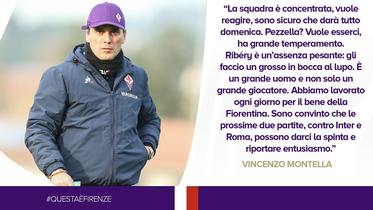 #FiorentinaInter