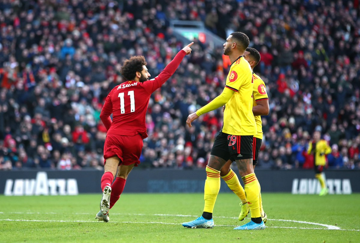 Video: Liverpool vs Watford Highlights