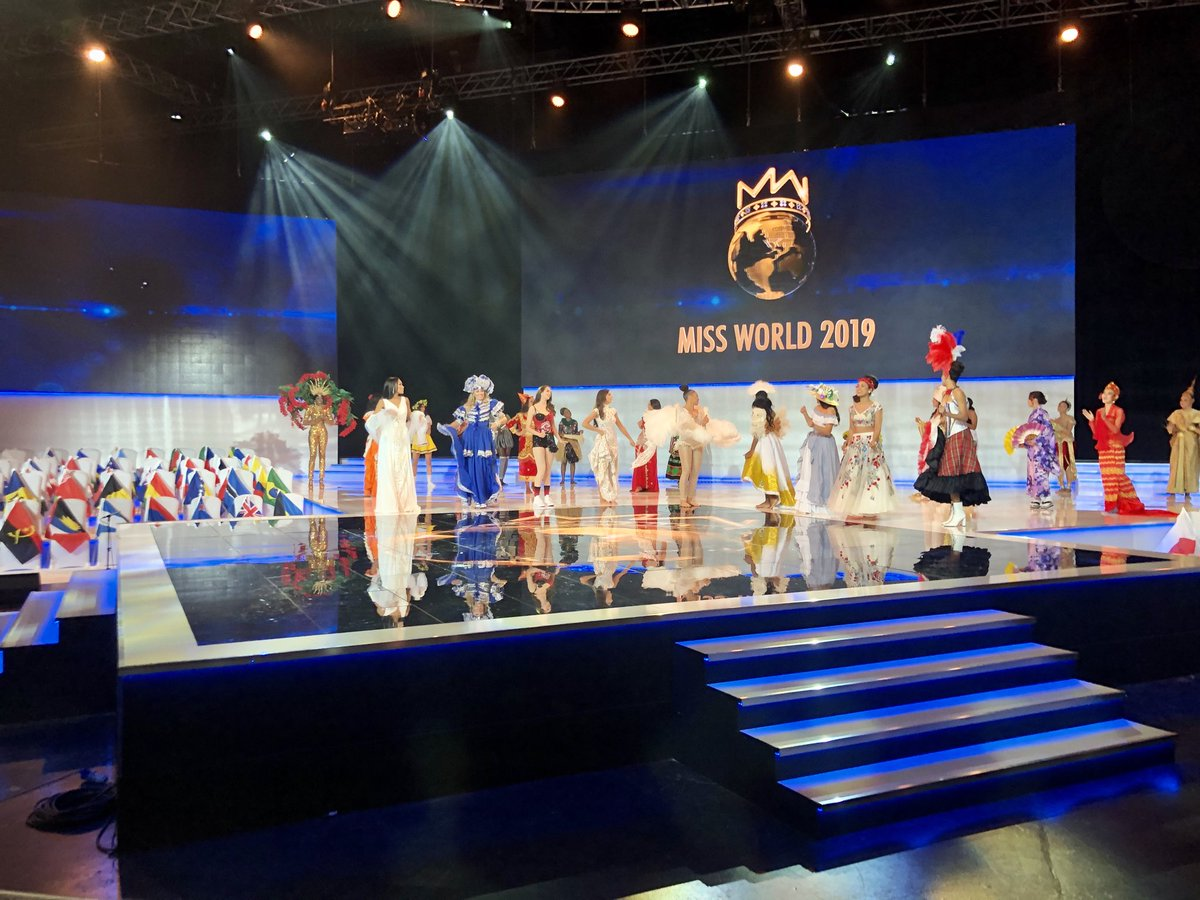 ✪✪✪ MISS WORLD 2019 - COVERAGE ✪✪✪ - Page 25 ELwPsI5WoAA07SV