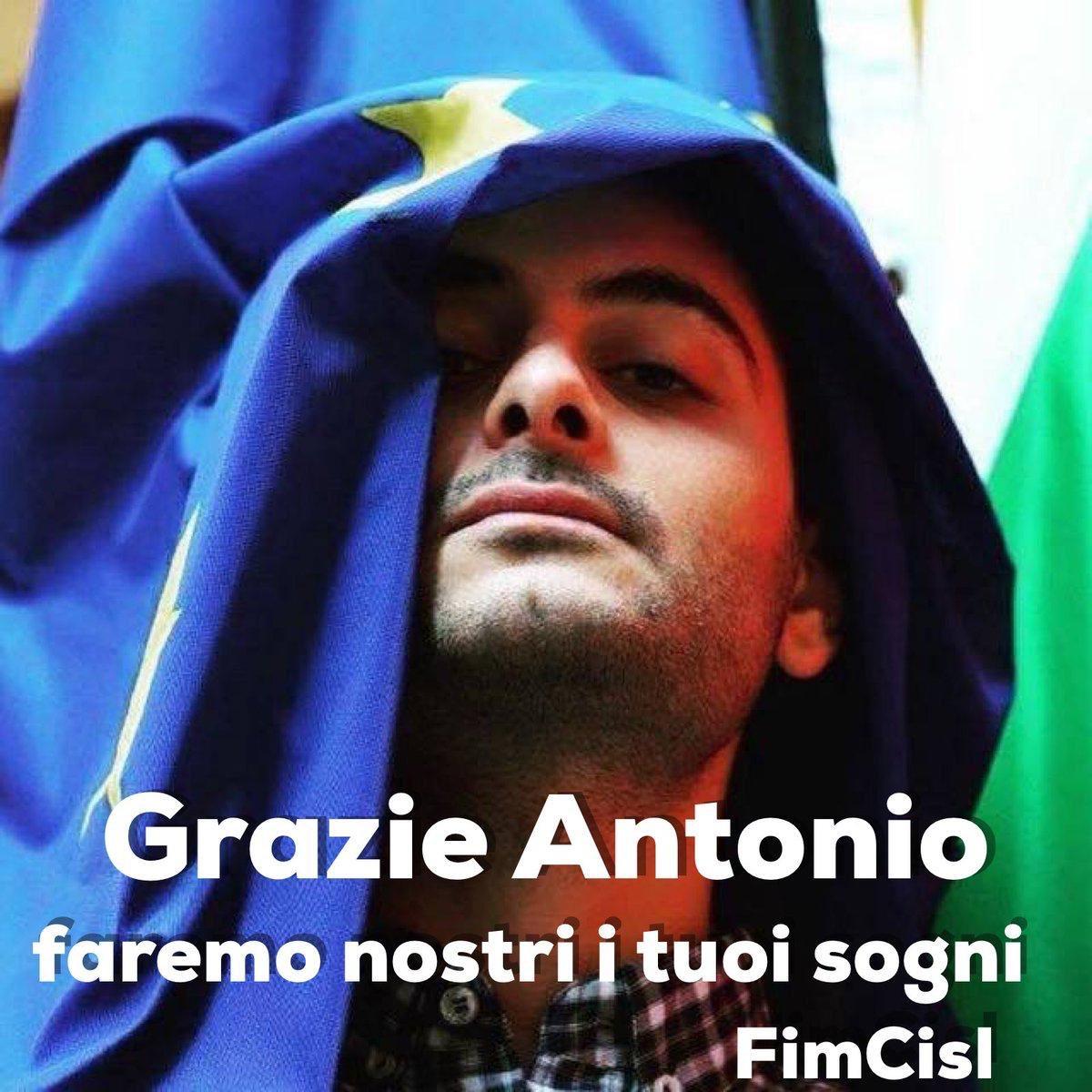 #AntonioMegalizzi
