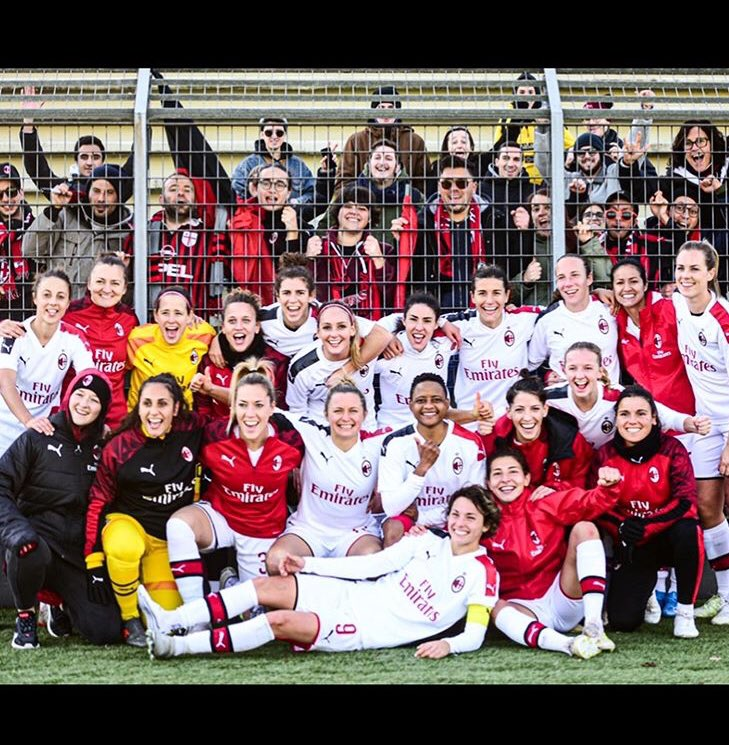 #milanfemminile