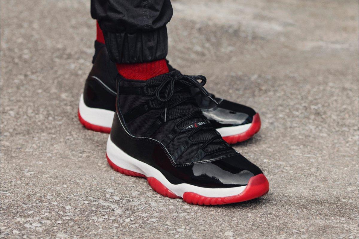 Air Jordan Retro 11 'Bred