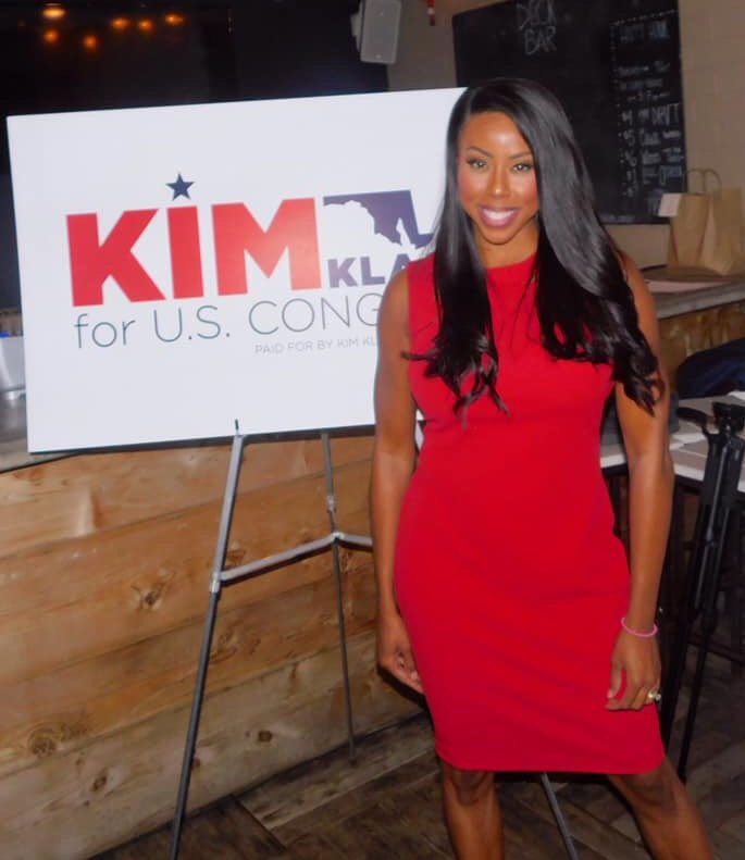 If anyone is wondering, I will be tough on crime. The best part? I am a black woman. The Left can't label me racist or sexist. Their games won't work & the violent criminals will be locked up. KimKForCongress.com