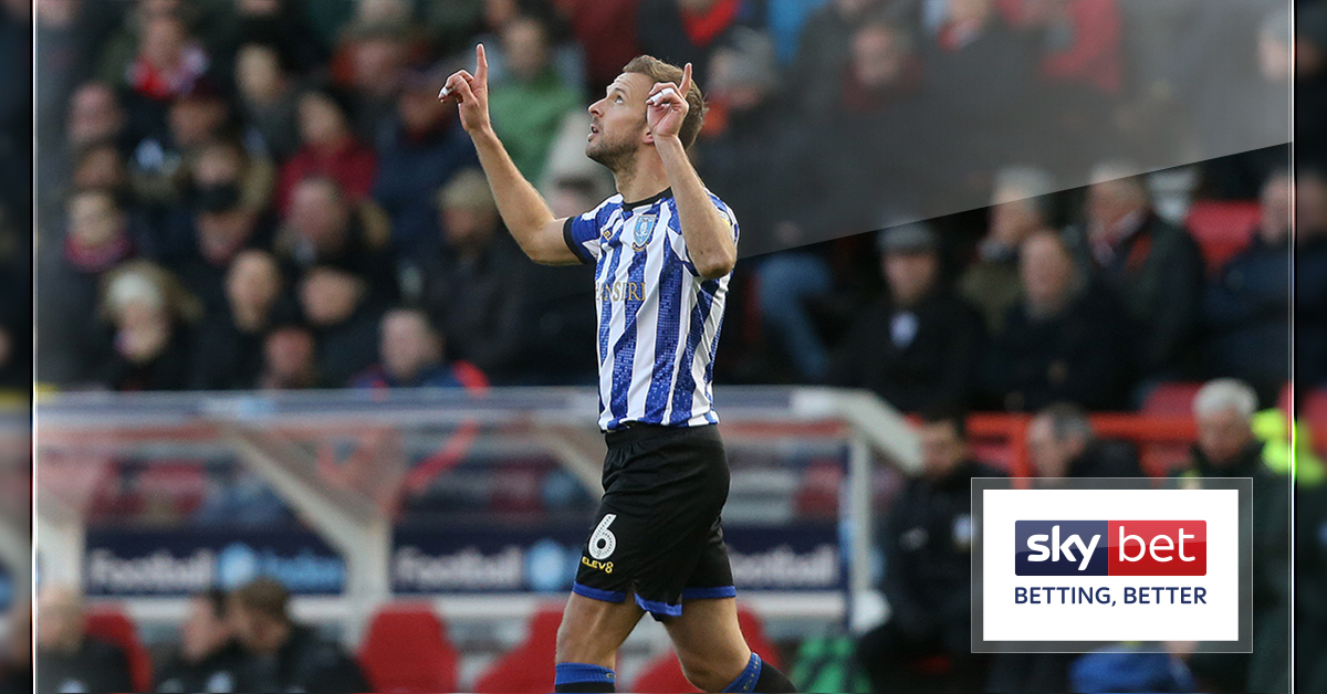 336 days without a goal. ⏳  First-half hat-trick, with an overhead kick to cap it off. 🤤🎩  Jordan. Rhodes. Is. Back. 💯 #SWFC