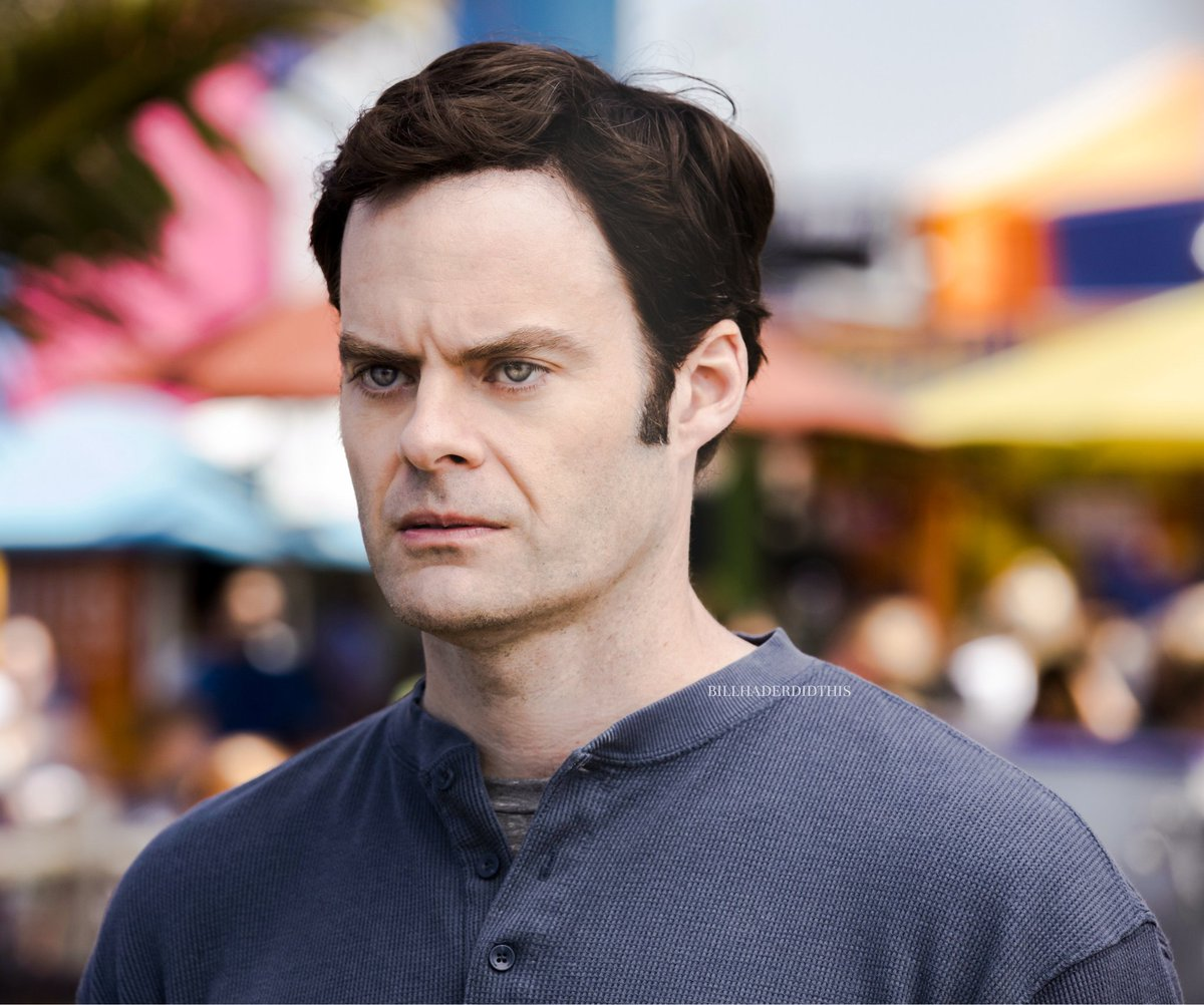 IT SHOULD BE ILLEGAL TO BE THIS PERFECT! #billhader